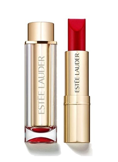 Estée Lauder Pure Color Love Lipstick Burning Love 3.5 g Kırmızı